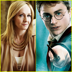 J.K. Rowling Announces Stage Play 'Harry Potter & The Cursed Child' Will Open In London Next Year!!