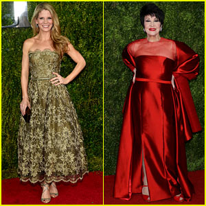Kelli O'Hara & Chita Rivera Rep Leading Ladies at Tonys 2015