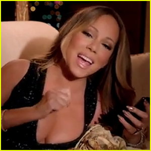 Mariah Carey Made a Real Match.Com Profile for Her 'Infinity' Video - Watch Now!
