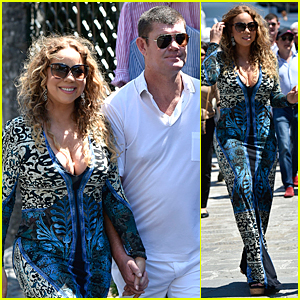 Mariah Carey Has a New Boyfriend - Billionaire James Packer!