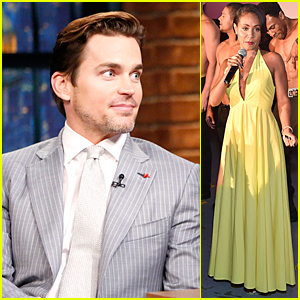 Matt Bomer Says Singing Makes Stripping Easier in 'Magic Mike XXL'