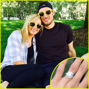 Nastia Liukin Engaged to Boyfriend Matt Lombardi - See Her Ring!