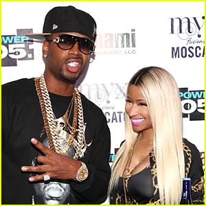 Nicki Minaj Responds to Ex Safaree Samuels' Diss Song
