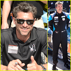 Patrick Dempsey Feels Magical Being Part of Le Mans Race