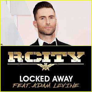 R. City ft. Adam Levine: 'Locked Away' Full Song & Lyrics! (JJ Music Monday)