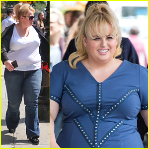 Rebel Wilson's Fat Amy Gets Love From LeBron James