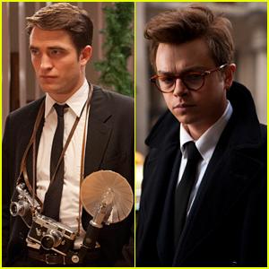 Robert Pattinson & Dane DeHaan Featured in New 'Life' Stills