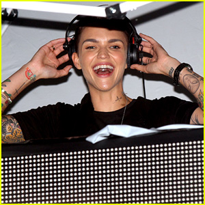 Orange is the New Black's Ruby Rose DJs at NYC Pride Event