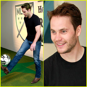 Taylor Kitsch Kid
