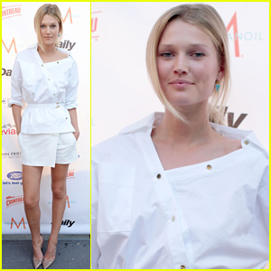 Toni Garrn Steps Out After Chandler Parsons Day Date