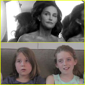 Kids Reacting to Caitlyn Jenner Video Will Give You Hope