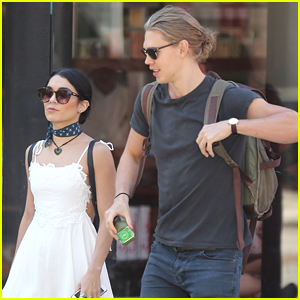 Vanessa Hudgens Lunches With Austin Butler After 'Gigi' Wraps On Broadway