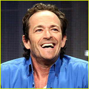 Luke Perry Reveals Why '9