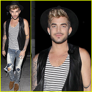 Adam Lambert Is Not Impres