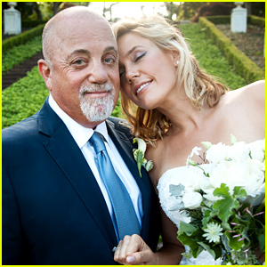 Billy Joel Marries Alexis Roderick - See the