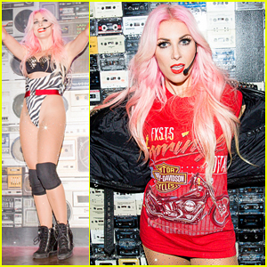 Bonnie McKee Lives It Up at 'Bombastic' EP Release Party!