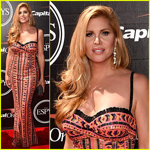 Candis Cayne Supports Caitlyn Jenner at ESPYs 2015 (Photos)