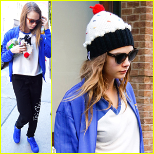 Cara Delevingne 'Needed' To Play Margo In 'Paper Towns'
