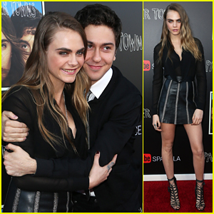 Cara Delevingne: 'When I Was Younger, I Hated Myself'