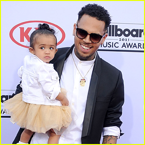 Chris Brown Wants to Go to Court Over His 1-Year-Old Daughter Roya