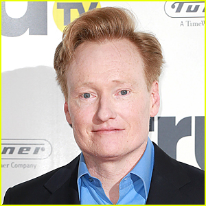 Conan O'Brien Strips During