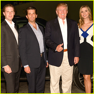 Donald Trump's Kids Stand By Him Amid All His Controversy: He's a 'True Visionary & Great Mentor'