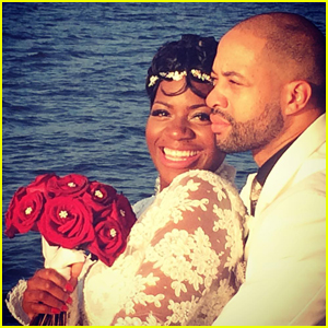 Fantasia Barrino Is Officially Married to Kendall Taylor!