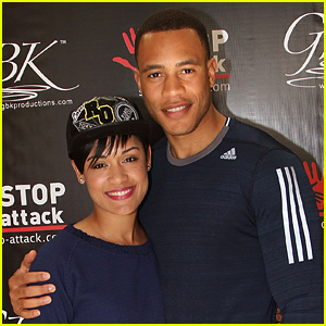 'Empire' Co-Stars Grace Gealey & Trai Byers Are Engaged!