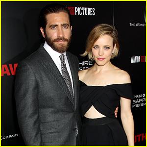 Jake Gyllenhaal & Rachel McAdams Pair Up at 'Southpaw' Premiere