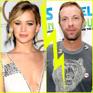 Jennifer Lawrence & Chris Martin Re