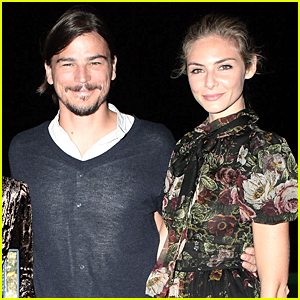 Josh Hartnett & Girlfriend