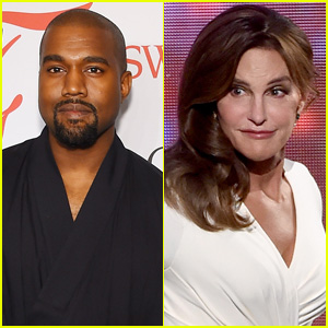 Find Out How Kanye West Reacted to Seeing Caitlyn Jenner for the First Time