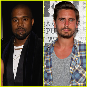 Kanye West is 'Furious' With Scott Disick for Leaving His Family
