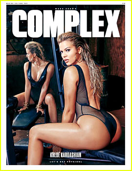 Khloe Kardashian's 'Complex' Shoot is Her Sexiest One Ever!