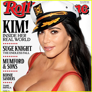Kim Kardashian Talks Ro