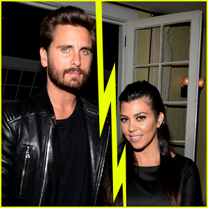 Kourtney Kardashian & Scott Disick Split Afte