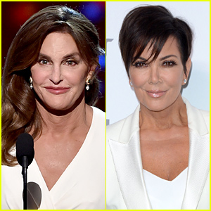 Kris Jenner & Caitlyn Jenner Met Face to Face for the 1st Time