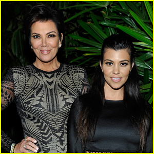 Kris Jenner on Kourtney Kardashian: 'She's Hanging In There' Post Scott Disick Split