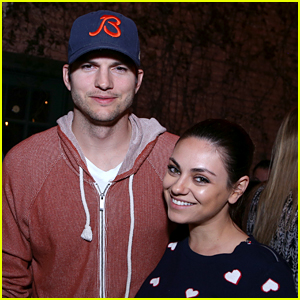 Mila Kunis & Ashton Kutcher Are Married!