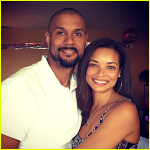 Mistresses' Rochelle Aytes: Engaged to CJ Lindsey!