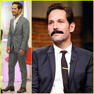 Paul Rudd & Jon Hamm Used to Compete for the Same Girl
