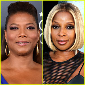 Queen Latifah & Mary J. Blige Join NBC's 'The Wiz Live'