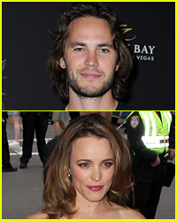 Rachel McAdams & Taylor Kitsch: New Couple Alert!?