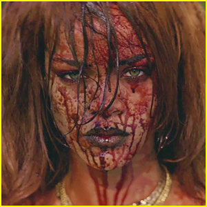 Rihanna Goes Nude in 'Bitch Better Have My Money' Video - Wa
