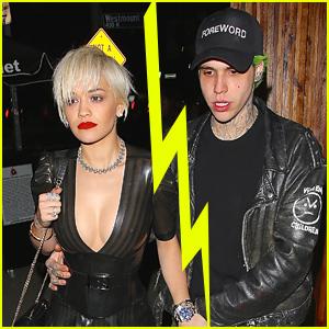 Rita Ora & Ricky Hilfiger Split After 1 Year of Dating