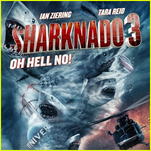 Here's the 7 Craziest Moments From 'Sharknado 3'!