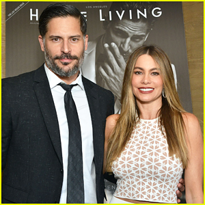 Sofia Vergara Supports Fiance Joe Manganiello at 'Haute Living' Mag Celebration!