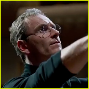 Michael Fassbender Transforms Into 'Steve Jobs' In Film's Official Trailer - Watch Now!