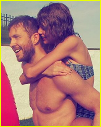Calvin Harris Is Bringing Taylor Swift Home to Meet His Parents