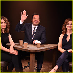 Tina Fey & Amy Poehler Play 'True Confessions' with Jimmy Fallon, Debut New 'Sisters' Trailer!